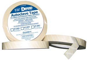 "Autoclave Indicator Tape, 1/2"" x 60 Yd roll, 72/cs"