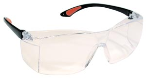 Protective Eyewear, Clear, 1/bx