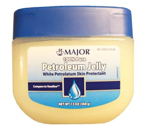 Petroleum Jelly, White, 390mL, Compare to Vaseline, NDC# 00904-5731-82