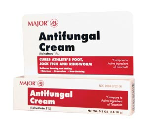 Anti-Fungal Cream, 15gm, Compare to Tinactin 1%, NDC# 00904-0722-36