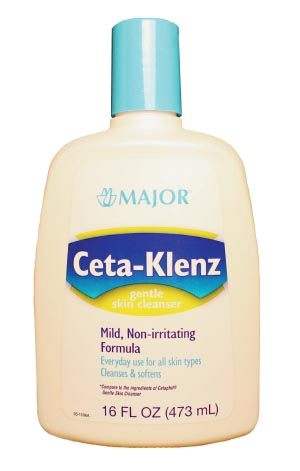 Ceta-Klenz, Skin Cleanser, 480mL, Compare to Cetaphil, NDC# 00904-5844-16