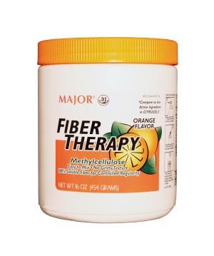 Soluble Fiber Therapy, Powder, 454gm, Compare to Citrucel, NDC# 00904-5675-16