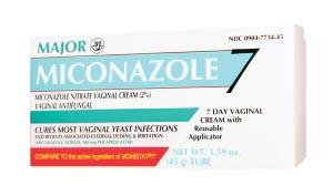 Miconazole 7 , Reusable Applicator, Cream, 45gm, Compare to Monistat 7, NDC# 00904-7734-45