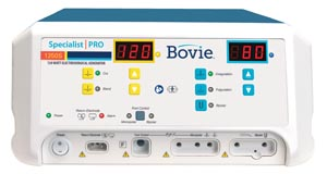 Bovie A1250S PRO-120 Multi-Purpose Electrosurgical Generator 120 Watt 4 Year Warranty