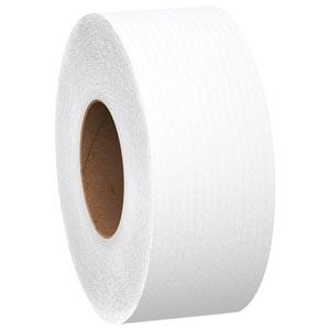 Kimblery-Clark 7805 Scott JRT Jr. Jumbo Roll Bathroom Tissue 2-Ply 1000 ft/rl 12 rl/cs