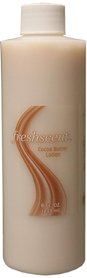 Cocoa Butter Lotion, 8 oz, Twist on Cap, 12/cs (Made in USA)