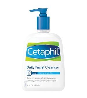 Galderma 3927-16 Daily Facial Cleanser 16oz 12/cs