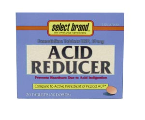 Saj Select Brand Acid Reducer Case 6535116 By Saj Distributors