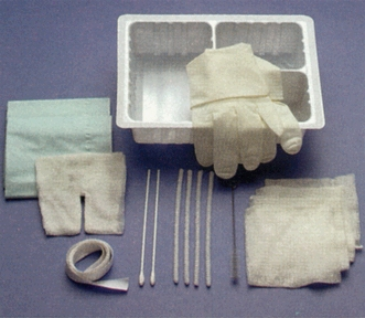 Busse 715 Tracheostomy Kit, 20/cs