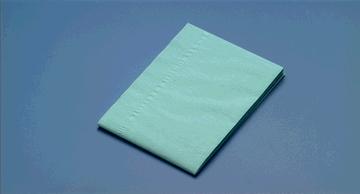Busse 696 Towel, Sterile, Blue/ White, 50/dispenser box, 6 bx/cs (300/cs)