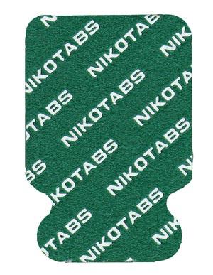 Nikomed Diagnostic Tab Electrodes Case 0515 By Nikomed U.S.A.