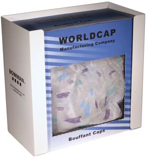 Bowman Bouffant/Shoe Cover Dispensers Case BB-034 by Bowman Manufacturing Compan