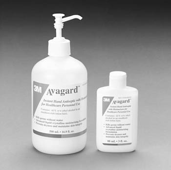 3M Avagard D Instant Hand Antiseptic Case 9221 By 3M Health Care