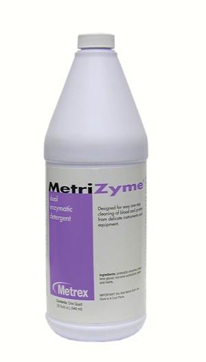 Metrex Metrizyme® Dual Enzymatic Detergent Case 10-4005 by Metrex Research