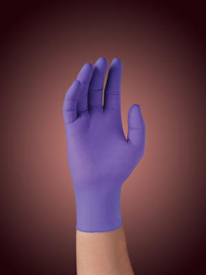 HALYARD PURPLE NITRILE EXAM GLOVES: preorder KIM 55083 cs                                            $104.69 Stocked