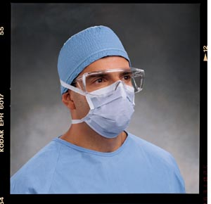 halyard health surgical mask