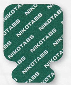Nikomed Diagnostic Tab Electrodes Case 0715 by Nikomed U.S.A.