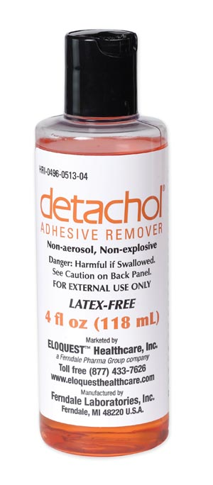 Ferndale Detachol� Adhesive Remover Each 0513-04 By Ferndale Laboratories