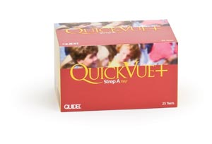 Quidel Quickvue+® Strep A Test Kit 20122 By Quidel