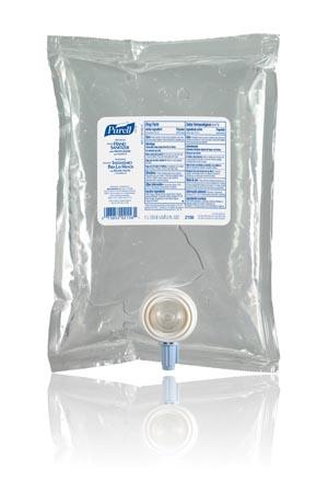 Free Ship-Purell Adv Inst Hand Sanitizer Kit  2156-02-TTS 2X1000ML REFILL BAG
