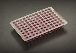 Simport Amplate 96 - Well Thin-Walled Pcr Plates Case T323-96LPB by Simport Scie