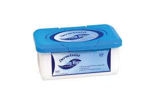 Innovative Dermassist® Baby Wipes Case 80-400 by Innovative Healthcare