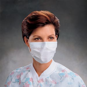 Halyard Standard Face Masks Case 62363 By Halyard Health Item No.: Mp-Kim 62363 Category: Protective Apparel :Apparel:Masks Item Description: So Soft Procedure Mask, White, 50/Pkg, 10 Pkg/Case (72 Cs/