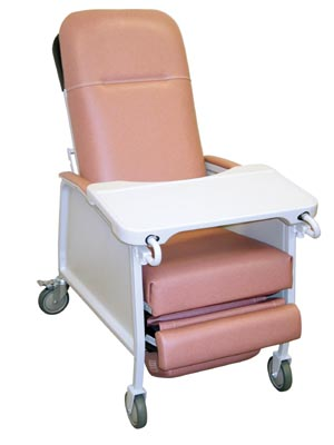 Drive Medical 3 Position Recliner Each D574-Br By Drive Devilbiss Healthcare