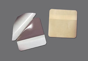 "Hydrocolloid Dressings, Thin, 2"" x 2.125"", 20/bx"