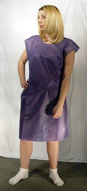Dukal Patient Exam 50 Gowns/Case 304 By Dukal