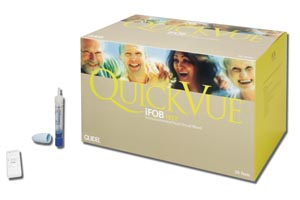 Quidel Quickvue® Ifob Test Kit Kit 20194 By Quidel