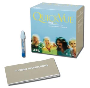 Quidel Quickvue® Ifob Specimen Collection Kit Kit 20196 By Quidel