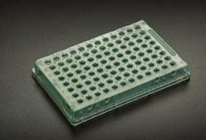 Simport Amplate 96 - Well Thin-Walled Pcr Plates Case T323-96G By Simport Scient