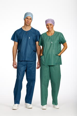 MOLNLYCKE BARRIER WEARING APPAREL - SCRUB PANTS: preorder MOL 18750 cs
