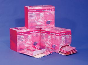 SEMPERMED SYNTEGRA CR SURGICAL POWDER FREE GLOVE: preorder SEM SCR750 cs                                            $468.01 Stocked