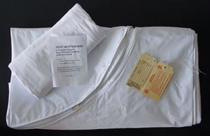 Adi Cadaver Bags Case 40369 By Adi Medical
