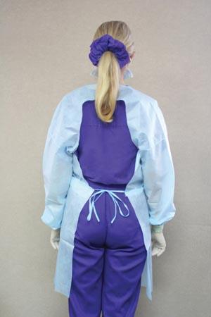 Crosstex Impervious Barrier Gown Case Nbg By Crosstex International