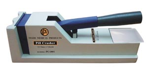 Tiger Medical Pill Crusher Each Pct001 By Asp-Tiger Medical Group