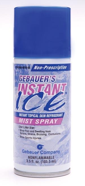 Gebauer Instant Ice� (O.T.C.) DZ 0386-0010-05 By Gebauer Company