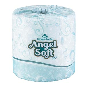 Georgia-Pacific Angel Soft Ps® Premium Embossed Bathroom Tissue Case 16620 by Ge