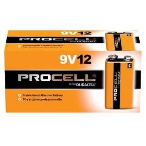 Duracell� Procell� Alkaline Battery Box Pc1604Bkd By Duracell