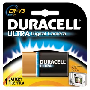 Duracell� Procell� Lithium Battery Box Dlcrv3Bpk By Duracell