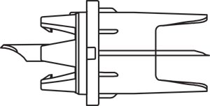 B BRAUN ADDEASE® BINARY CONNECTORS N7995 One Case