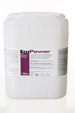 Metrex Empower Dual Enzymatic Detergent Case 10-4150 by Metrex Research