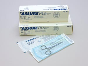 SULTAN ASSURE PLUS� STERILIZATION POUCHES 83003 One Case