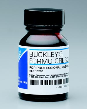 SULTAN BUCKLEY'S FORMO CRESOL 10203 One Each