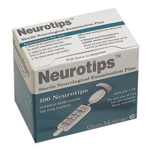 Owen Mumford Neurological Testing Box Nt5405 By Owen Mumford