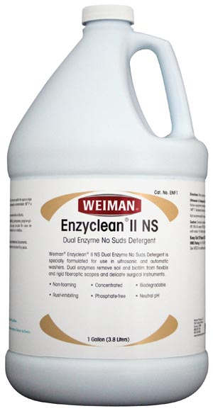 Micro-Scientific Enzyclean Ii Dual Enzymatic Detergent Case ENF1 by Micro-Scient