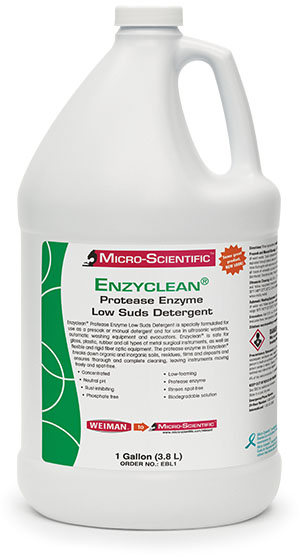 Micro-Scientific Enzcylean® Protease Enzyme Detergent Case EBL1 by Micro-Scienti