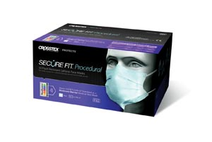 SECUREFIT EARLOOP MASK, PINK (50)